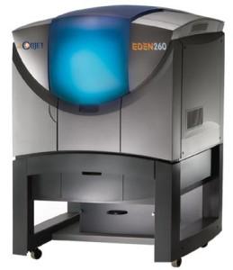 Photo d'une imprimante 3D.
