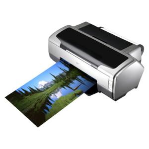 Photo d'une imprimante A3